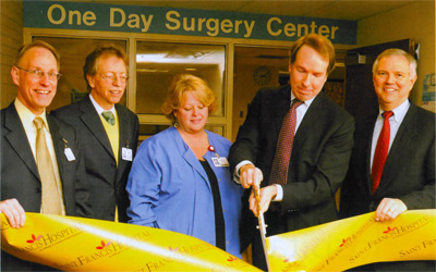 Saint Francis Hospital New Operating Rooms