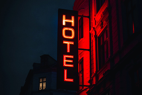 The Hotel Industry in the Time of COVID